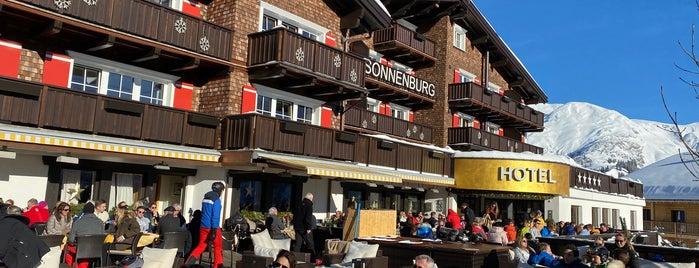 Hotel Sonnenburg is one of Europe.