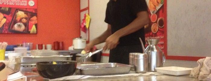 Mr Teppanyaki is one of Best Japanese Cuisine Klang Valley.