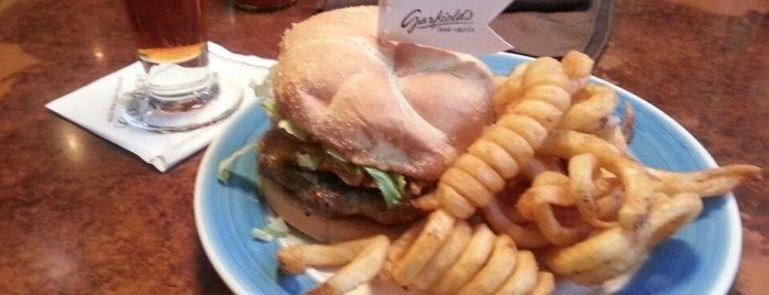 Garfield's is one of places we like.