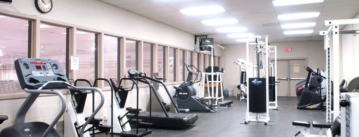 McFetridge Sports Center is one of Chicago Park District Fitness Centers.