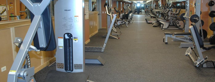 Broadway Armory Park is one of Chicago Park District Fitness Centers.