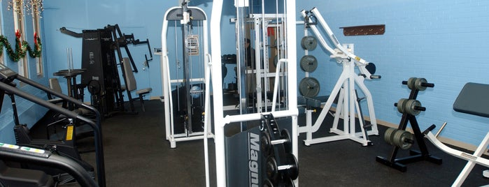 Jackson Park is one of Chicago Park District Fitness Centers.