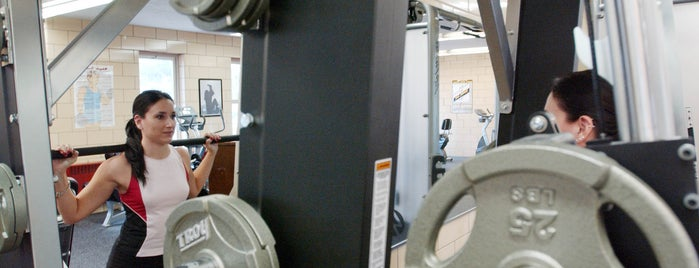 Hiawatha Park is one of Chicago Park District Fitness Centers.
