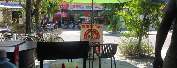 Nhan's Kitchen is one of Hoi An.