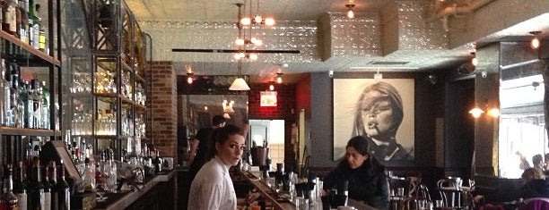 Cafe Tallulah is one of NYC spots.