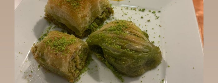 Antepsan Baklava is one of Antep.