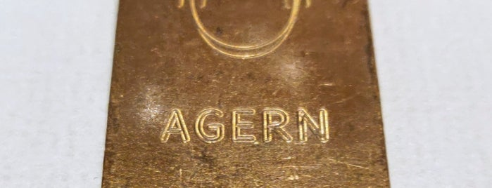 Agern is one of New York.