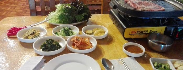 Peter House Restaurante Coreano is one of Orte, die Zeneak gefallen.