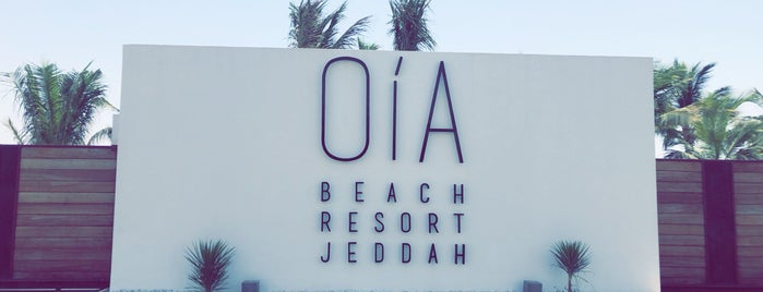 Oìa Beach is one of Jeddah.