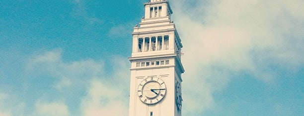 Ferry Building is one of Going Back To Cali...Again.