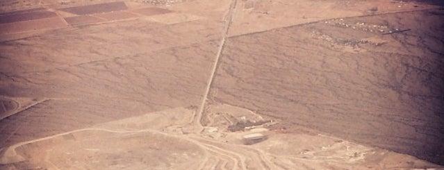 Freeport-McMoRan Sierrita - Gold & Copper Mine - Green Valley, AZ is one of Tucson Arizona.