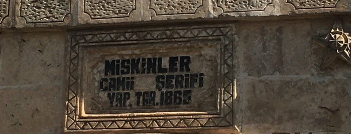 Miskinler Camii is one of Urfa to Do List.