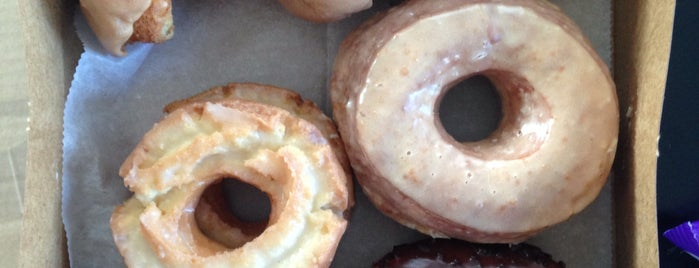 The Doughnut Vault is one of Chicago.