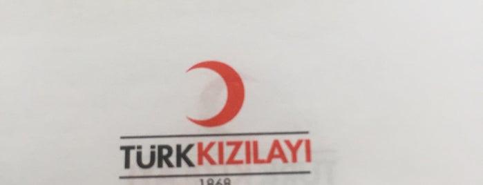 Türk Kızılayı Şanlıurfa Şubesi is one of Lieux qui ont plu à Zekeriy@.
