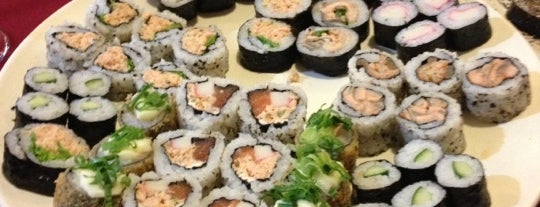 Natsu Kim Sushi Bar is one of Sushi in Porto Alegre.