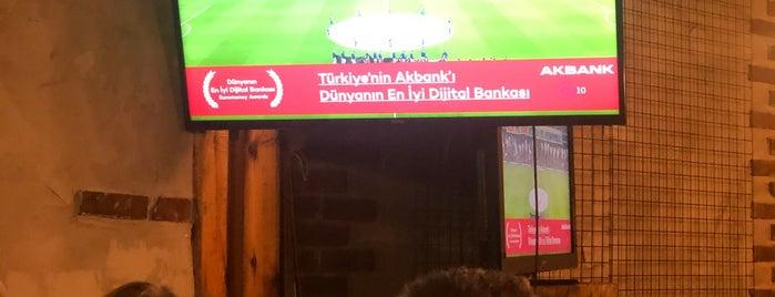İstasyon Cafe & Bar is one of Cappadocia.