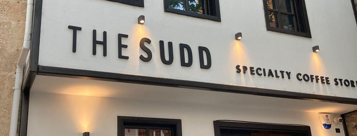 The Sudd Coffee Old Town is one of antalya.