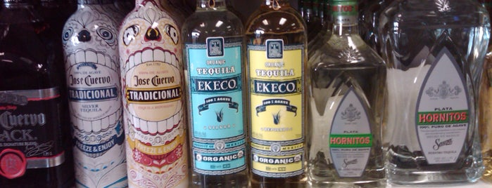 Sherwood Liquor Store is one of EKECO OREGON!!!.