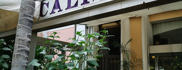 Bar Calise is one of Ischia.