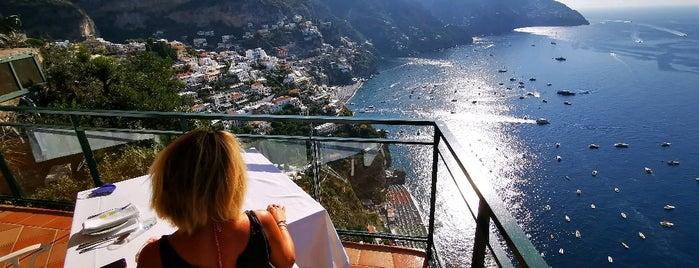 La Serra Restaurant is one of Amalfi Coast.