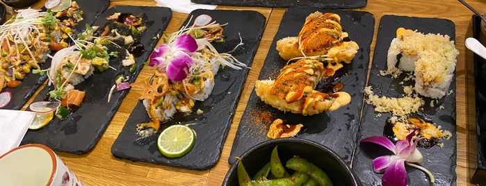 Oh Baby Sushi is one of Local Eateries to try!.