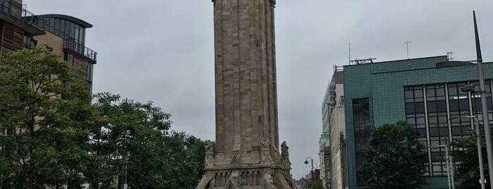 Albert Memorial Clock is one of Sarah : понравившиеся места.