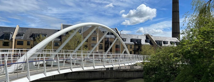 Riverside Bridge is one of London, UK (attractions).