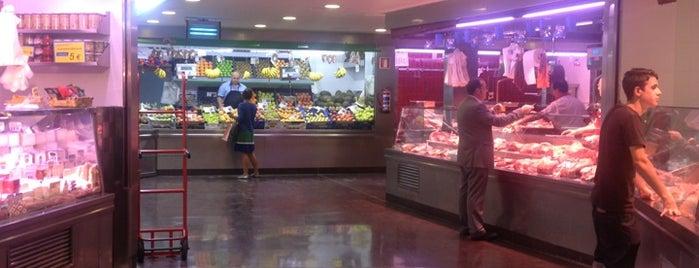 Galimer, Galería de Alimentación is one of El barrio.