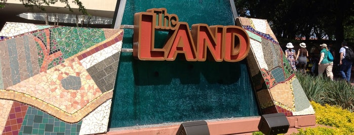 The Land Pavilion is one of Disney Dining.