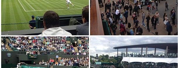 Wimbledon Park is one of London's Neighbourhoods & Boroughs.