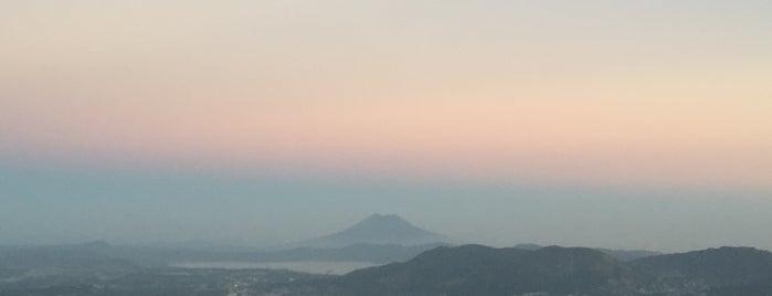 La pampa-El Volcán is one of Tempat yang Disimpan Ronal.
