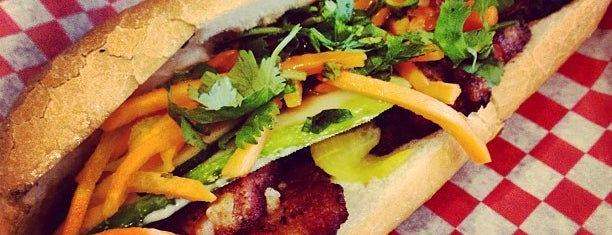 Banh Mi Boys is one of The 6.