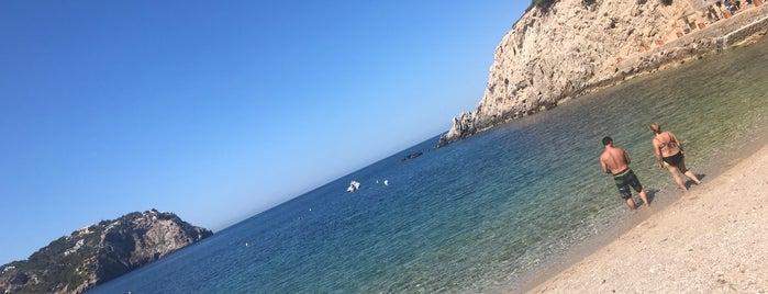 Cala en Fonoll is one of Mallorca List.