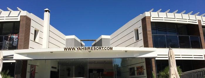 YahşisYahşi Resort is one of Lugares favoritos de JNY.