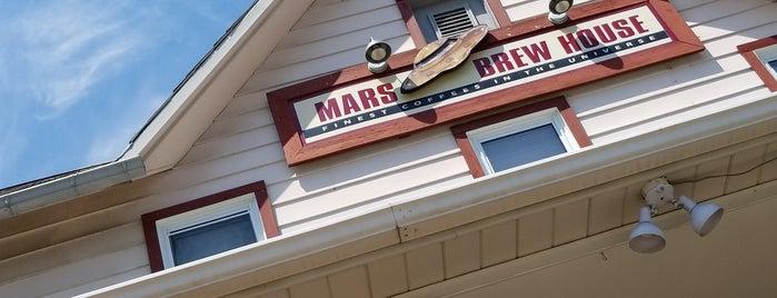 Mars Brew House is one of Orte, die Ashley gefallen.