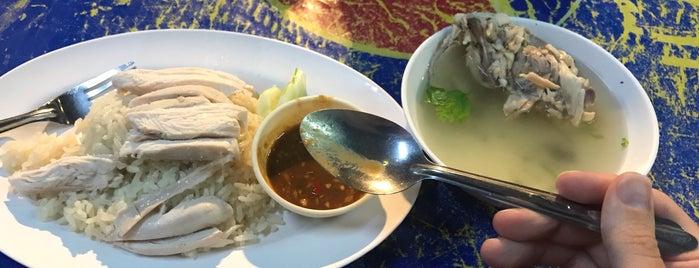 Heng Heng Chicken Rice is one of Bangkok.