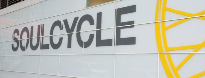 SoulCycle East 83rd is one of Be a Local in the Upper East Side.