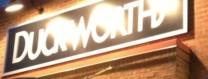 Duckworth's Grill & Taphouse is one of SWNC.