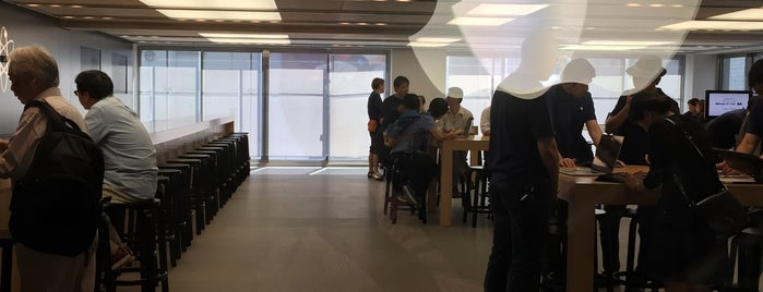 Genius Bar is one of Masahiro 님이 좋아한 장소.