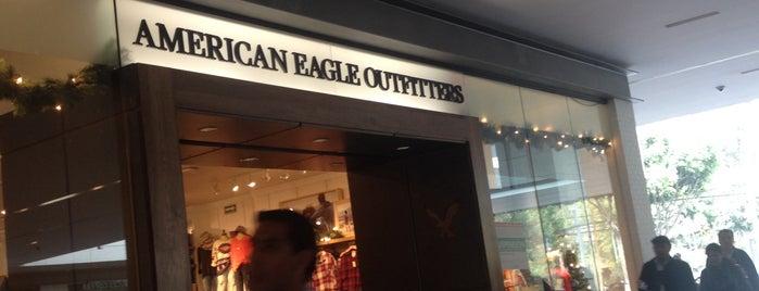 American Eagle Store is one of Tempat yang Disukai Erick.