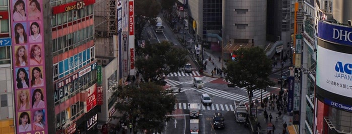 Crossing View is one of Tokyo.