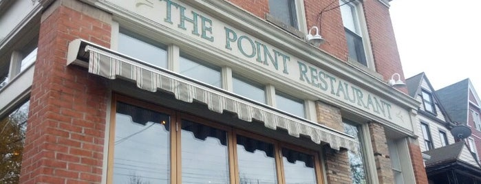 Point Brugge Café is one of Pittsburgh.