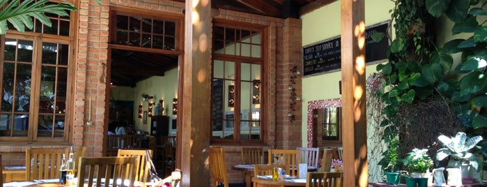 Espaço Santa Terra is one of Restaurantes Perto da Casa da Ju.
