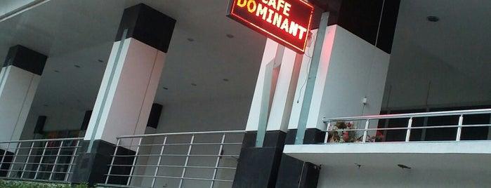 Cafe Dominant is one of Orte, die hndn_k gefallen.