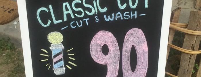 THE HEADMOST Barbershop Canggu is one of Canggu+.