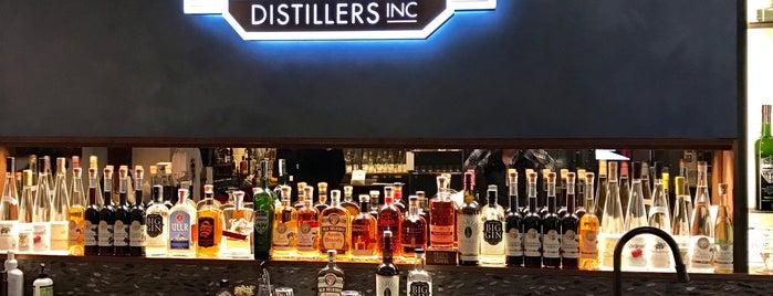 Hood River Distillers Tasting Room is one of Oregon Distillery Trail.