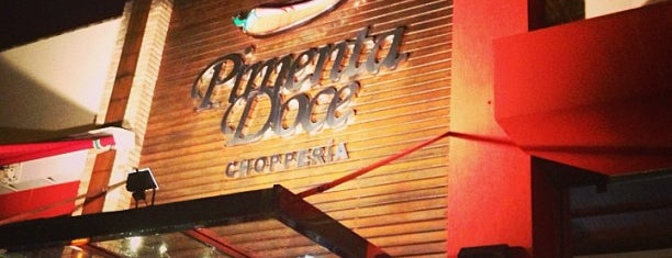 Pimenta Doce Chopperia is one of MGA.