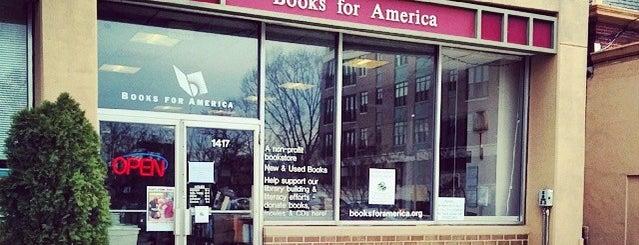 Books for America is one of Posti che sono piaciuti a Angie.