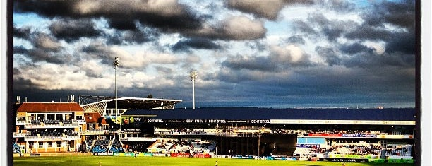 Headingley Cricket Ground is one of Carl : понравившиеся места.