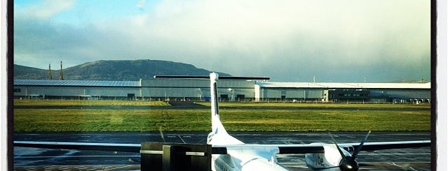 George Best Belfast City Airport (BHD) is one of Airports Worldwide....